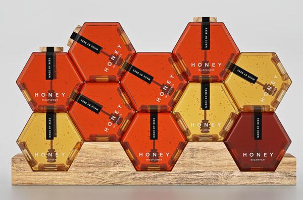 10个国外食品创意透明包装设计