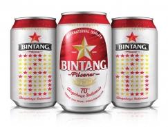 Bintang啤酒70周年纪念版包装澳门金沙真人