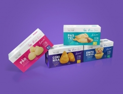 Doctor Nutri冷凍食品包裝設計