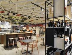 La Cantina红酒卖场空间设计