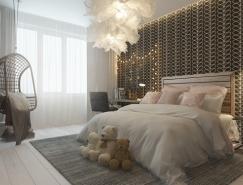 2个儿童房卧室设计欣赏