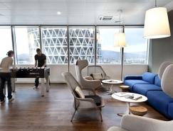 Paysafe办公室空间设计