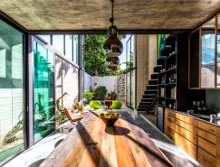 墨西哥Yucatan现代住宅空间设计