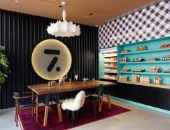 伊斯坦布尔Cloud 7时尚酒店设计