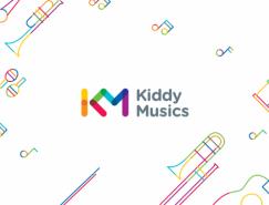 儿童音乐教育品牌Kiddy musics视