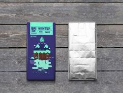 Brisk巧克力包装设计
