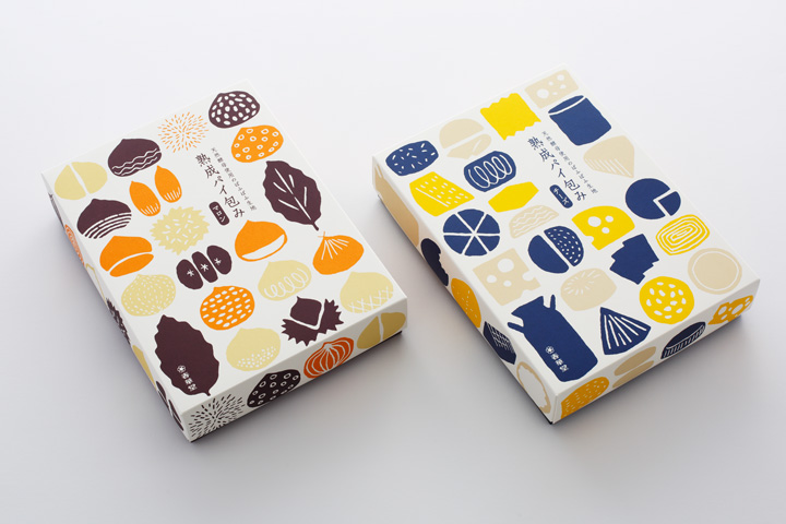 日本包装设计佳作欣赏(上)