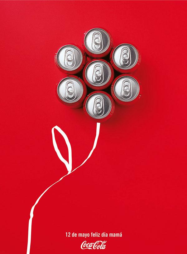 18个国外母亲节创意平面广告设计