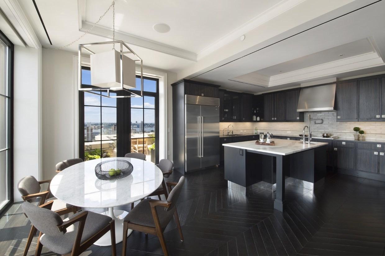 2個紐約豪華公寓裝修設計 设计之家