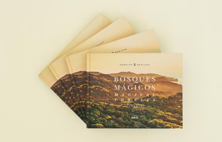 Arboles Magicos精美畫冊設計