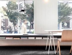 加拿大蒙特利尔简约风格创意办公空间设计