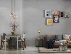 5个时尚精致迷你小公寓装修效果图欣赏