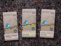 #Tweet Me巧克力包装设计