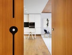 保加利亚现代温馨极简风格住宅装修设计