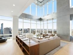4个顶楼豪华公寓装修设计