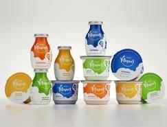 Vitagurt酸奶包裝設計