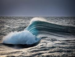 Warren Keelan鏡頭下雄偉的海浪