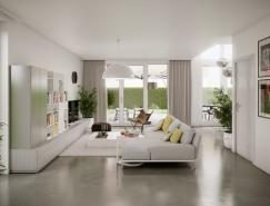 5个时尚现代的国外客厅设计
