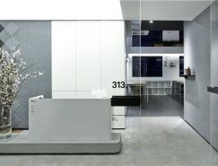 RIGIdesign优雅简约的办公空间设