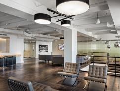 Magna现代时尚办公空间设计