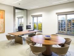 OC&C管理顾问公司鹿特丹办公室空间设计