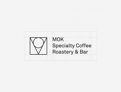 MOK咖啡吧品牌形象設計
