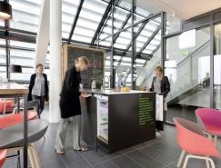 食品生产商Mars维也纳办公室空间设计