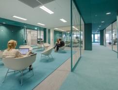 荷兰Alliander能源公司办公空间设计