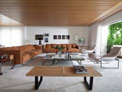 圣保罗500平AQH现代简约的大平层装