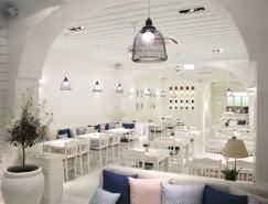 新加坡地中海風情的Alati餐廳設計