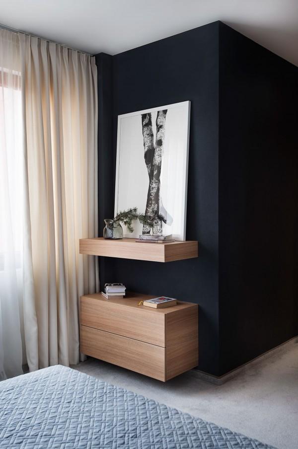 3个简约自然的木质风格装修设计