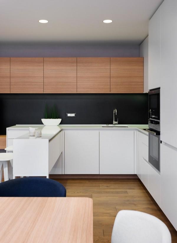 3个简约自然的木质风格装修设计 设计之家