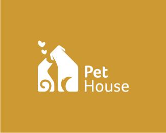 43款宠物店logo设计欣赏 2 设计之家