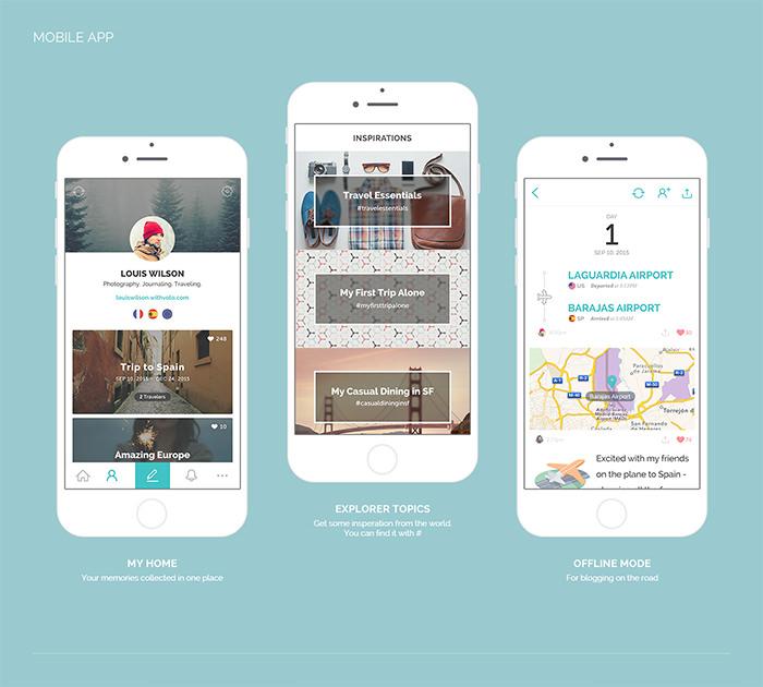 20个旅游App界面UI设计欣赏