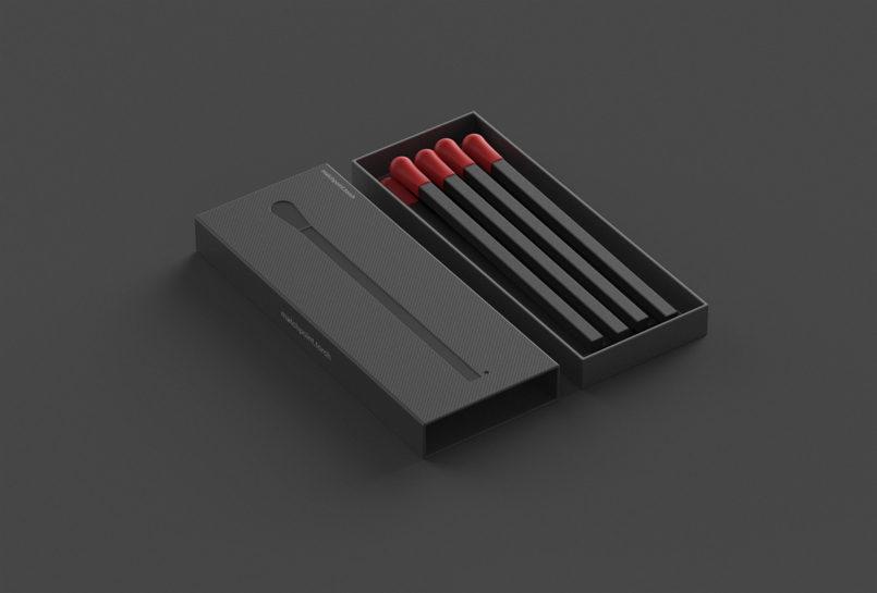 matchpoint概念火柴盒包装设计