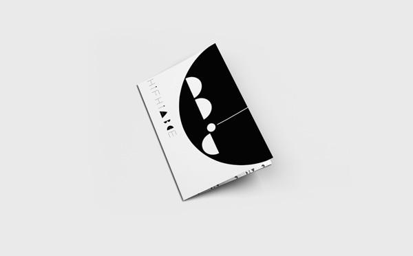 25款極簡風格畫冊設計