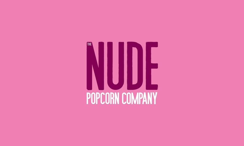 Nude爆米花包装设计