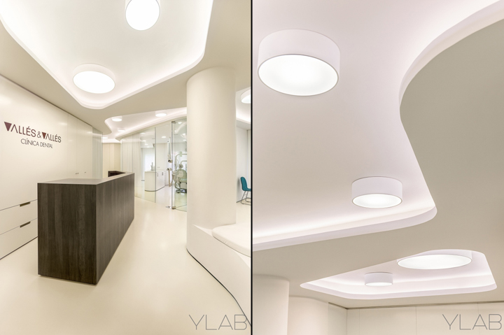 巴塞罗那Valles & Valles牙科诊所空间设计