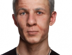 Photoshop将年轻肖像照片变老人照片