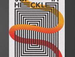 Alex Sullivan创意海报设计