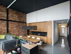 畫家工作室改造成現代loft公寓