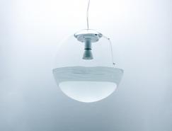 灯下听雨: RICHARD CLARKSON创意雨灯
