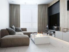 简约的奢华:现代时尚公寓畅博官网手机app