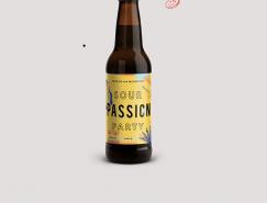 Sour Passion Party酸味啤酒包裝設計