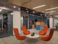 Pandora音乐电台办公室空间设计