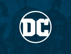 時隔四年,美國DC漫畫把logo扁平化了