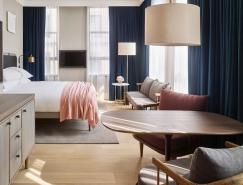 曼哈顿11 Howard精致酒店设计
