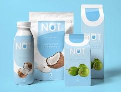 COCONUT纯椰汁饮料包装设计