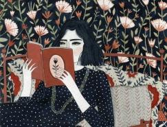 Yelena Bryksenkova温暖细腻的插画澳门金沙网址