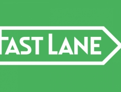 Fast Lane快餐廳品牌形象設計